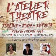 Atelier Théâtre pour les enfants 2018-2019